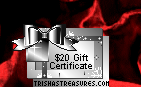 Can't Decide On A Gift? Send A Gift Certificate ;)