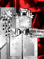 Visit Our Gift Wrap Center Just In Time For The Holidays!